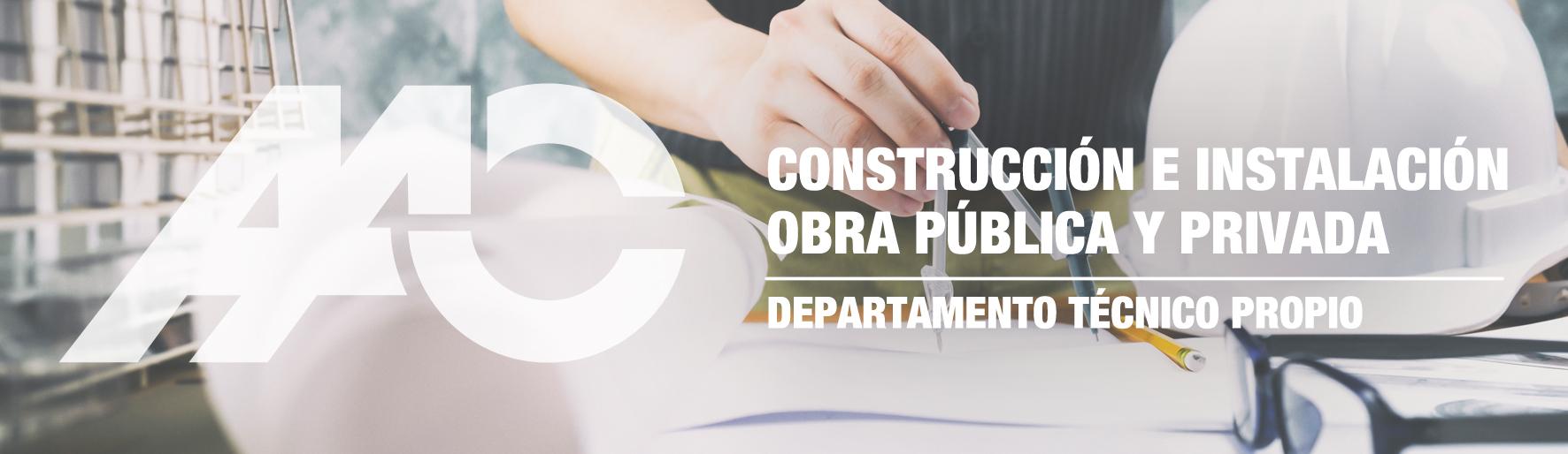 Almeida instalaciones y contrucción-servicios