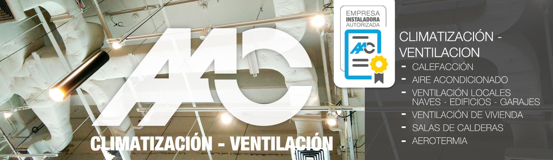 Almeida instalaciones y contrucción-CLIMATIZACIÓN