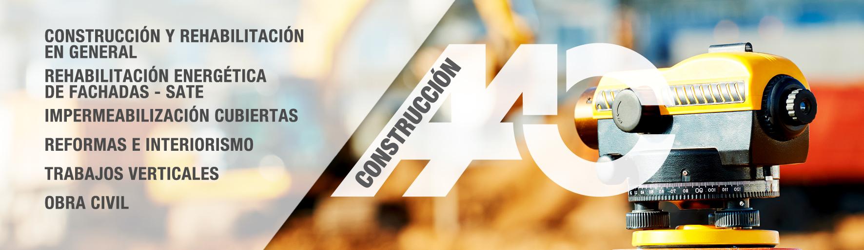Almeida instalaciones y contrucción-CONSTRUCCIÓN