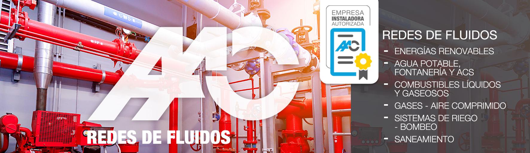 Almeida instalaciones y contrucción-REDES DE FLUIDOS