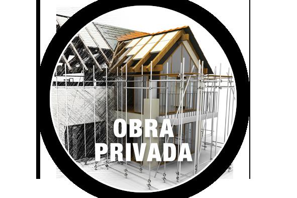 Almeida instalaciones y contrucción-obra privada